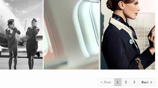 多图片展示,翻页,默认每次显示4个图片